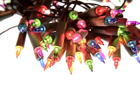 Christmas lights Stock Photo - 4039181