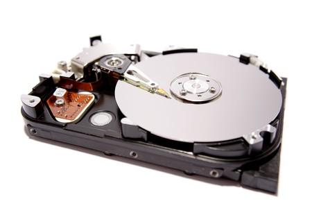 harddrive: Computer hard-drive