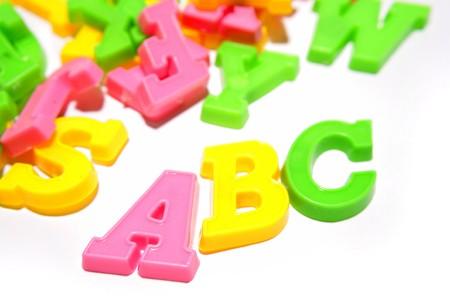 Alphabet letters Stock Photo - 4139138