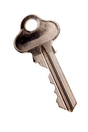 Key isolated on white background Stock Photo - 4207928