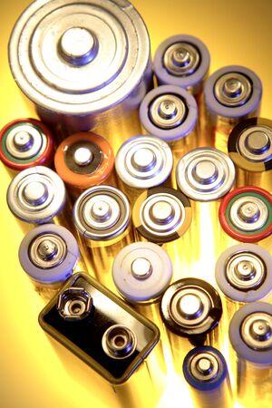 Batteries Stock Photo - 4273198