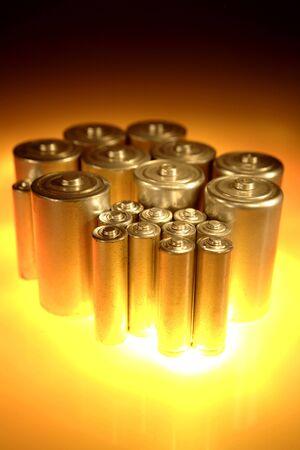 Batteries Stock Photo - 4293358