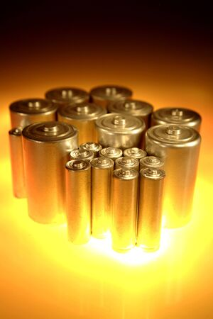 Batteries Stock Photo - 4293358