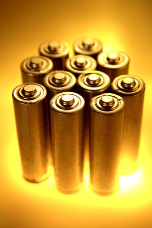 Batteries Stock Photo - 4293356