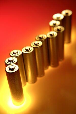 Batteries Stock Photo - 4293355