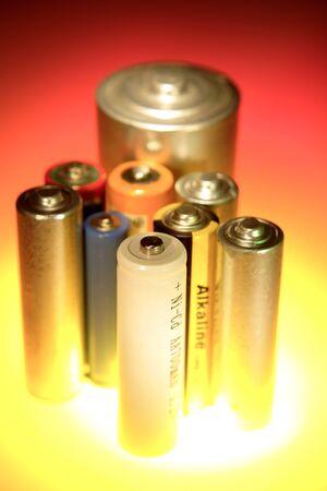 Batteries Stock Photo - 4374726