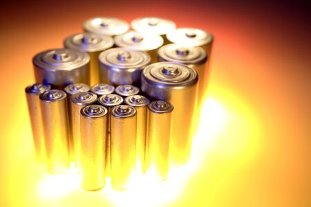 Batteries Stock Photo - 4374707