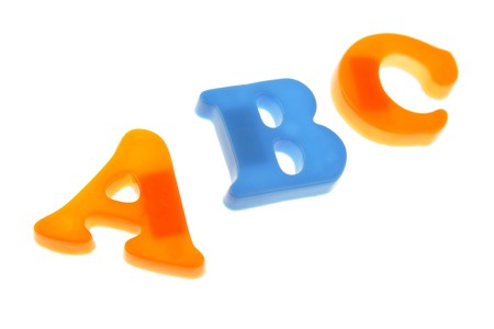 Alphabet letters Stock Photo - 4424112