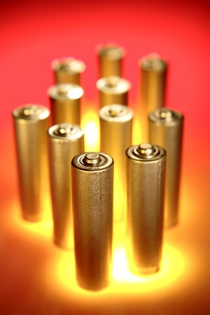 Batteries Stock Photo - 4448477