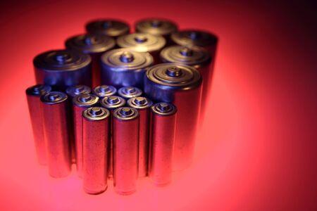 Batteries Stock Photo - 4448619