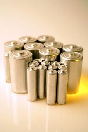 Batteries Stock Photo - 4471023