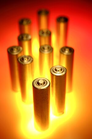 Batteries Stock Photo - 4590008