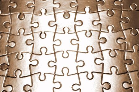 Jigsaw puzzle photo