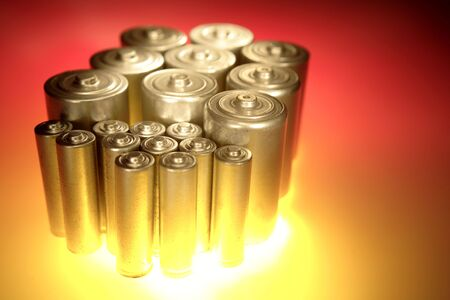 Batteries photo