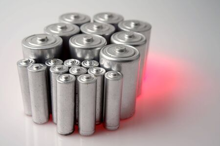 throwaway: Batteries