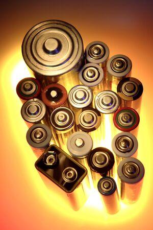 throwaway: Batteries