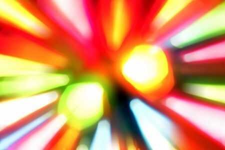 Blurry colorful background photo