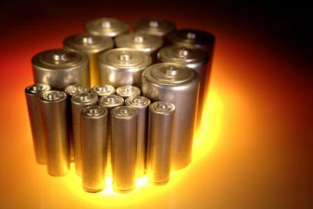 Batteries Stock Photo - 4834774