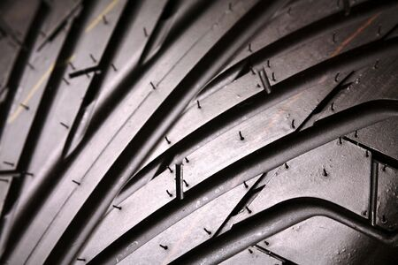 Tire tread Stock Photo - 5081702