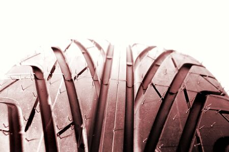 Tire tread Stock Photo - 5081735