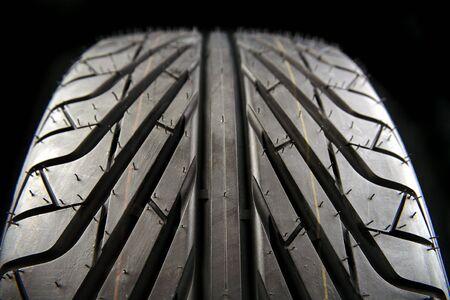 Tire tread Stock Photo - 5081763