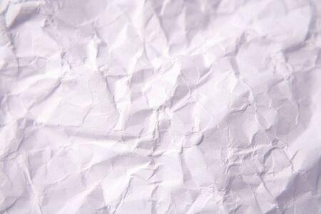 wrinkled paper: Gekreukt papier Stockfoto