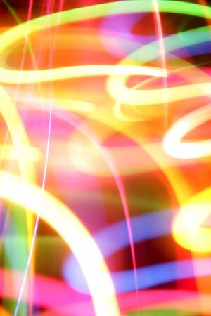 neon color: Abstract background Stock Photo