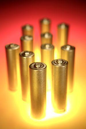 Batteries Stock Photo - 5216883