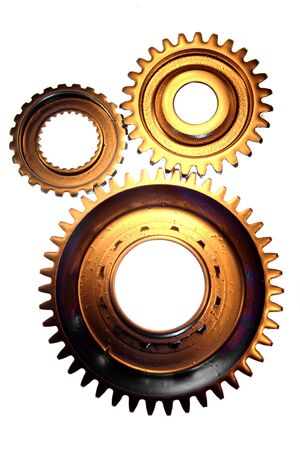 interlink: Three gears