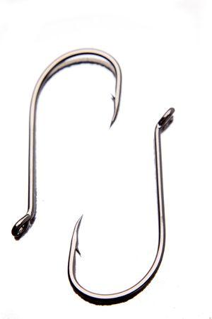 fish hook: Fishhooks