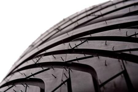 Closeup of tire tread Stock Photo - 5292583