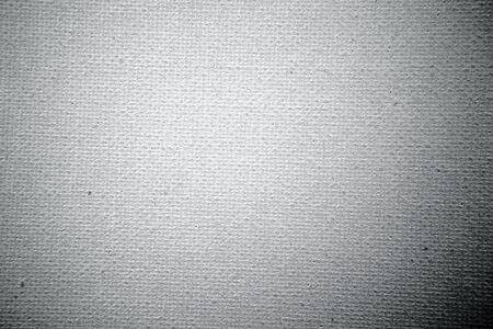 Textured blank canvas background photo