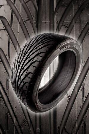 Tyre  Stock Photo - 5452532