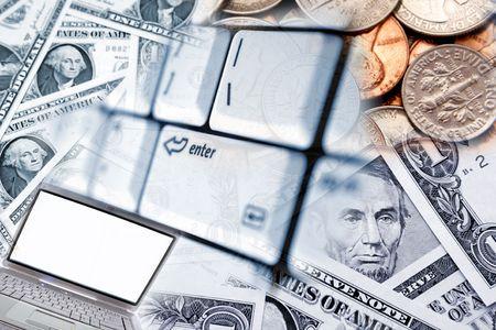 Financial concept photo
