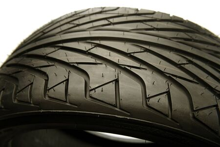Closeup of tire  Stock Photo - 5537732