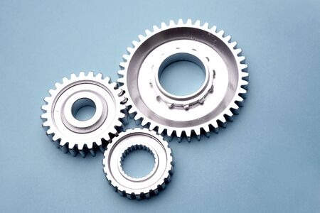 Three cogs  photo