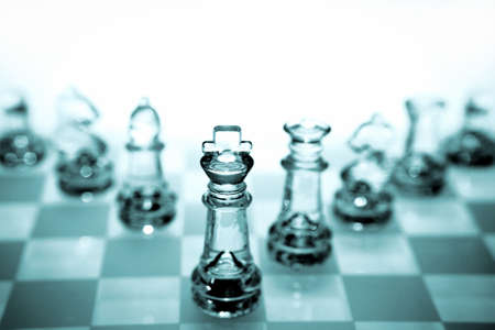 analogy: Chess pieces