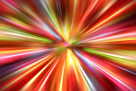 streaked: Abstract background. Lots of colorful streaked lights