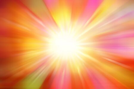 blast: Abstract colorful background. Bright central area    Stock Photo