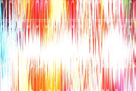 Binary codes on abstract colorful background Stock Photo - 5733494