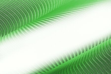 Abstract green tone mesh background. Copy space. photo
