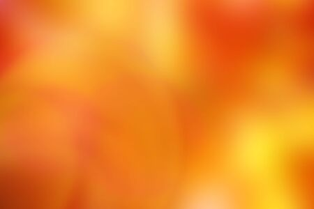 Abstract surreal yellow and orange tone background.  photo