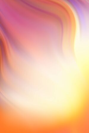 Abstract color flowing background. Copy space. Stock Photo - 6138368