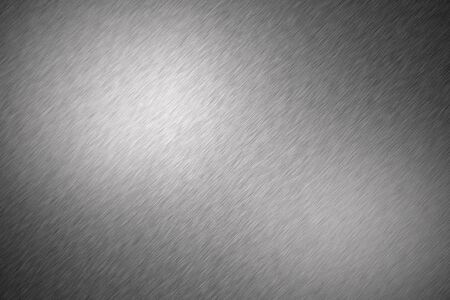Brushed steel background. Blank canvas for your type. Stock Photo - 6196794