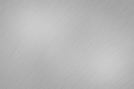 Brushed steel background. Blank canvas for your type.    photo