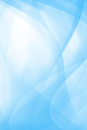 Abstract smooth blue tone background.  Stock Photo - 6441884