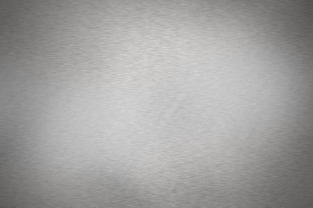 Brushed steel background. Blank canvas for copy.    photo