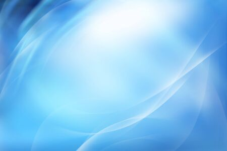 Abstract smooth blue tone background.  photo