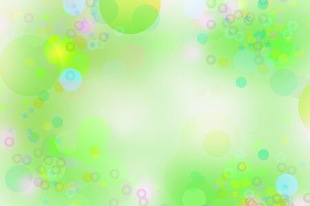 green tone: Abstract green tone blurred background.