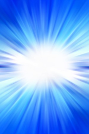 detonate: Abstract blue tone streaked background